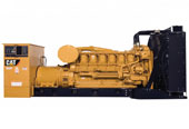 Cat 3512 TA DIESEL ENGINE
