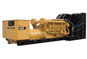 Cat 3512B TA DIESEL ENGINE